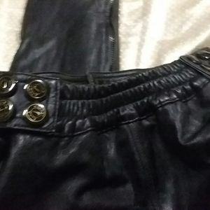 Nike Other - Nike Jersey brand leather pants